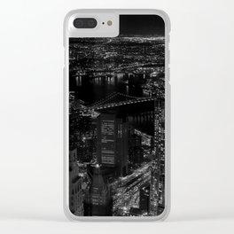 Manhattan High View Clear iPhone Case