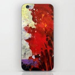 Old cypress tree iPhone Skin
