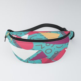 Pills Pattern 014 Fanny Pack