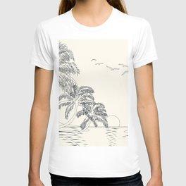 Beach Linescape T-shirt