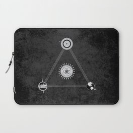 Cosmic Trinity Laptop Sleeve