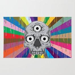 3 Eyed Jackass Rug