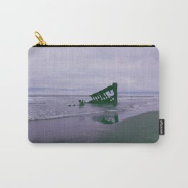 Shipwreck at Fort Stevens state park Oregon Carry-All Pouch