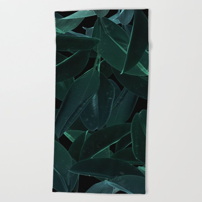 Botanical Origins Beach Towel