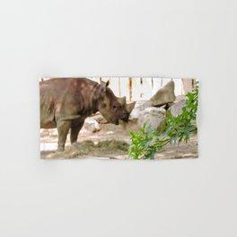Rhino Munchies Hand & Bath Towel
