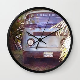 You Gotta Have Faith Wall Clock