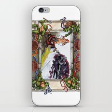 The Creation of Awesome iPhone & iPod Skin