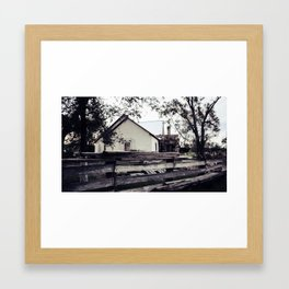 Lake City Brewery, CO Framed Art Print