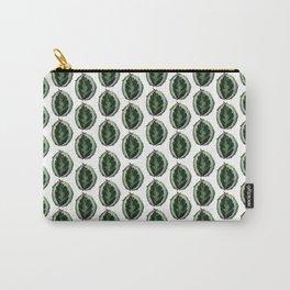 Floralz #17 Carry-All Pouch