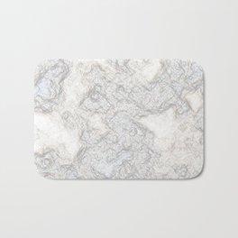 Paper Marble Bath Mat