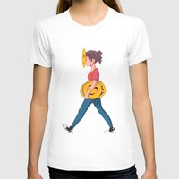 emoji T-shirts featuring Emoji Expression by DanniSketches
