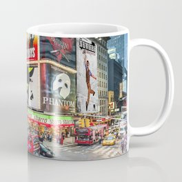Times Square II Special Edition II Coffee Mug