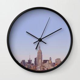 NYC No. 2 Wall Clock