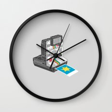 I Shot The Sheriff  Wall Clock