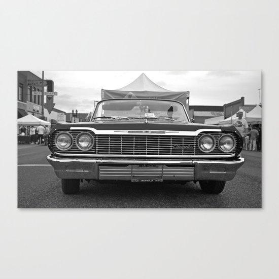 Impala beauty Canvas Print