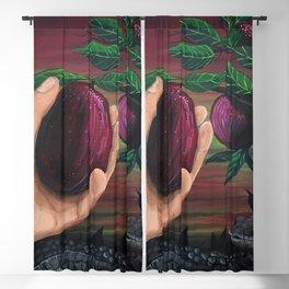 Forbidden Fruit Blackout Curtain