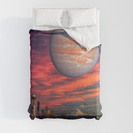 Spacenoodle Comforters