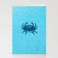 cancer Stationery Cards featuring Cancer by Giuseppe Lentini