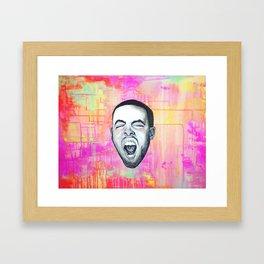 Perfect Circle / Goodspeed Framed Art Print