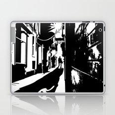 Dark Alley Laptop & iPad Skin