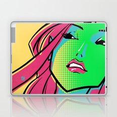 GCMYK GIRL Laptop & iPad Skin