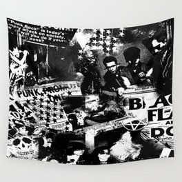 Punk Wall Tapestry