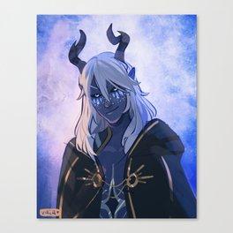 Aaravos Canvas Print