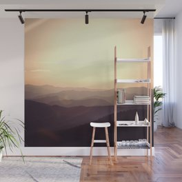 Smokier Mountain Wall Mural