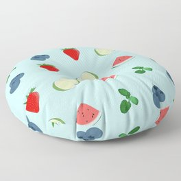 Mojito Madness Floor Pillow