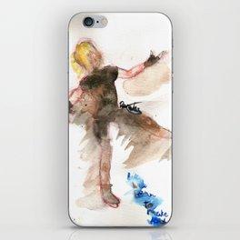 Yuri Plisetsky fading iPhone Skin