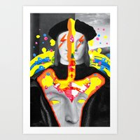 #5 Guidobaldo I de Montefeltro Art Print