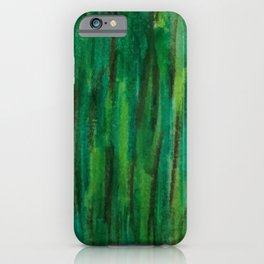 That Grass is GREEN iPhone Case
