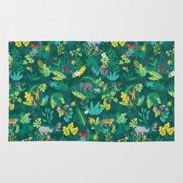 Sumatran Jungle Rug