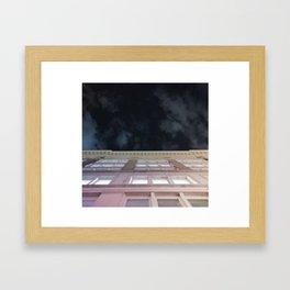 Don't trip 13 Framed Art Print