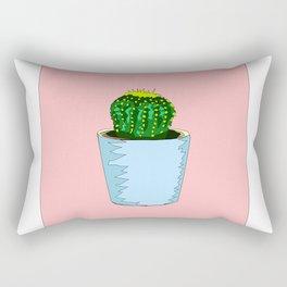 Prickly Mood Rectangular Pillow
