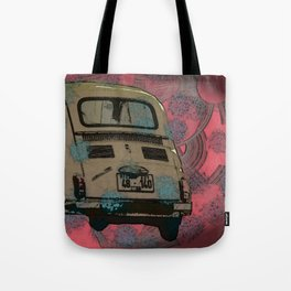 Who's gonna drive you home? Tote Bag