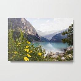 Lake Louise, Canada Metal Print