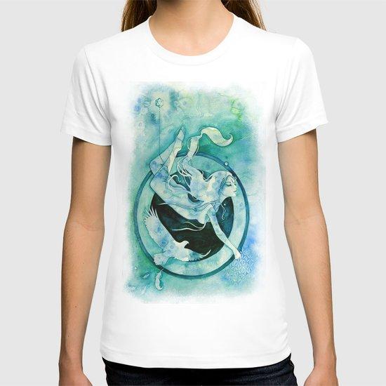 Goddess of Scorpio - A Water Element by soulbirdart