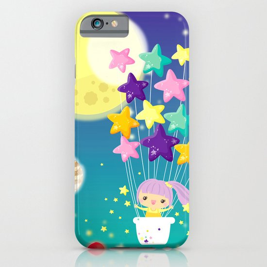 fly me to the moon iPhone & iPod Case
