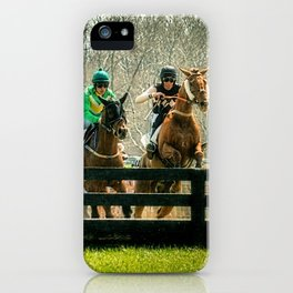2 BY 2 iPhone Case