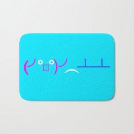(╯°□°)╯︵ ┻━┻ Table Flip! Bath Mat