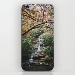Tom Branch Falls iPhone Skin