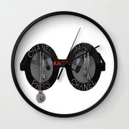 Sunnie Day Wall Clock