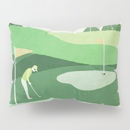 On The Green Two Stokes Under Pillow Sham