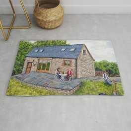 Ferns Barn, Herefordshire Rug