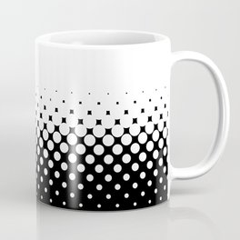 White Holes Coffee Mug