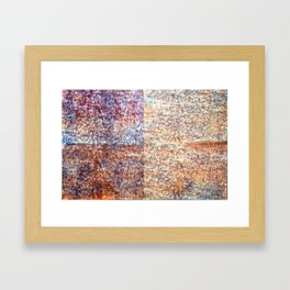 Abstract 18/3/14 Framed Art Print