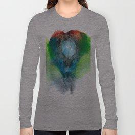 Verronica's Glowing Vagina Long Sleeve T-shirt