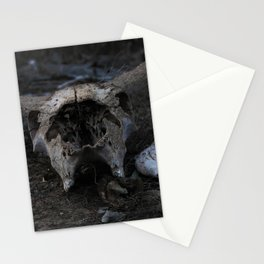 Cow Skull Stationery Cards