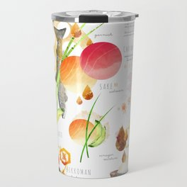 temari sushi Travel Mug